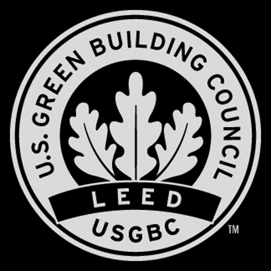 Leed symbol gallery for Platinum leed certification